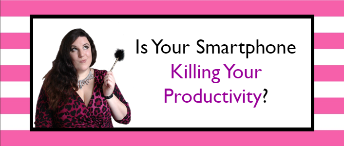 Is Your Smartphone Killing Your Productivity